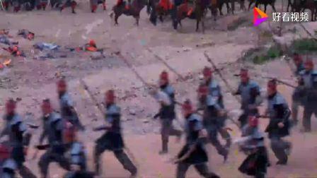 武媚娘:武媚娘带皇帝突围,这时吴王带援军赶到,与叛军决一死战