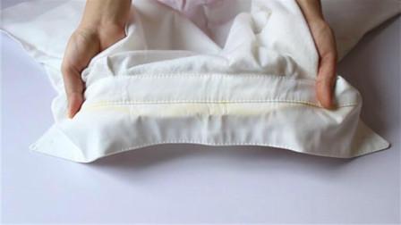 白衣服发黄不要扔!用这种水泡一泡,洗完像新买的一样白,抓紧学