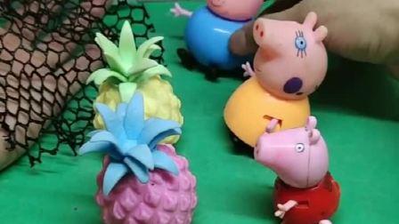 小猪佩奇家的发泄球,款式新颖颜色鲜艳很好看,你们喜欢吗