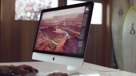 苹果27 iMac更新,十代酷睿加持,显卡最高可选AMD 5700XT