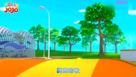 超级宝贝:看到哥哥骑车后,JOJO也特别想玩,爸爸会怎么做
