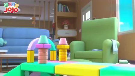 超级宝贝:让宝宝玩积木,促进脑部发育,智商飞速发展