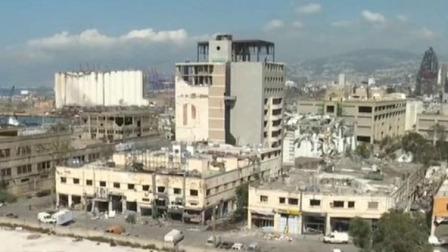 新闻30分 2020 黎巴嫩 贝鲁特港口区剧烈致严重伤亡 人数上升 数十人下落不明