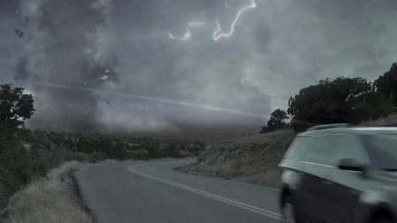 超级飓风:科学家发射神秘光束引发飓风,海啸