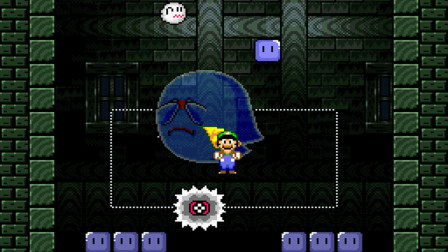 SMW The princess rescueⅡ Luigi is Journey part6