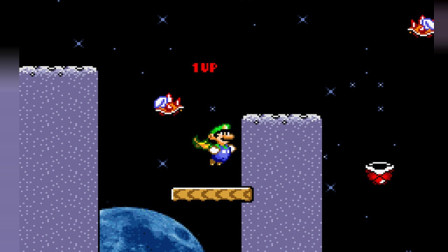 SMW The princess rescueⅡ Luigi is Journey part8
