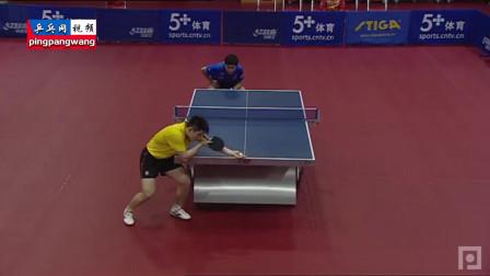 20130115直通巴黎第二阶段 第1天 陈玘vs樊振东 乒乓球赛