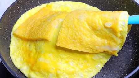 吃了30年鸡蛋,这个做法还第一次见,好吃又好看,连吃10天也不腻