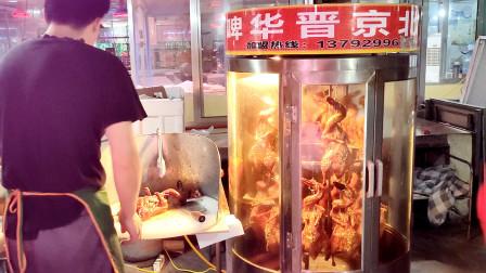 街边卖的18元一只烤鸭, 为啥这么便宜?到底能吃不?