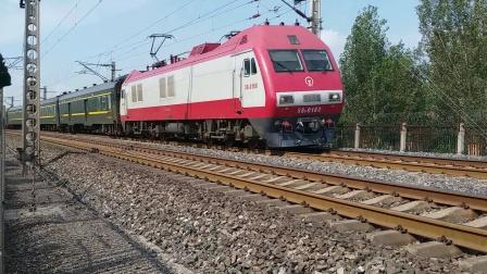 聆听这动听的旋律,天津火车迷杨柳青站拍车记