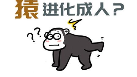 为什么现在的猿不再进化成人了?