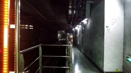 上海地铁6号线(88)出儿童医学中心折返