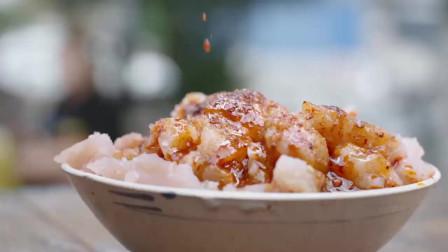 风味:呱呱在甘肃是人见人爱的美食,来看看它是怎么制作的
