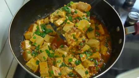自从学会豆腐这种做法,家人隔三差五点名吃,缺点就是太费米饭