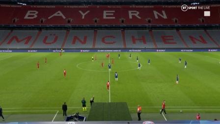 20200809 欧冠16强次回合 拜仁慕尼黑vs切尔西 下半场 BT英语