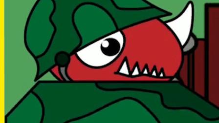 恐龙成长计划模拟器14:吞噬强大的坦克龙,遇上了防御无敌山洞龙
