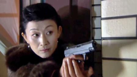 渗透:杀手到顾雨菲家行刺,怎料被于秀凝开枪活捉,点太背了