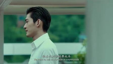 朱婷哭着将冯松的骨灰撒向长江,忍不住飙泪