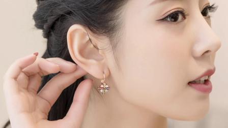 十二星座小公主专属时尚耳钉,射手座的最贵!