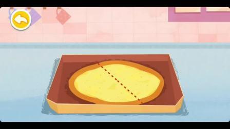 宝宝巴士美食派对~披萨开patty~