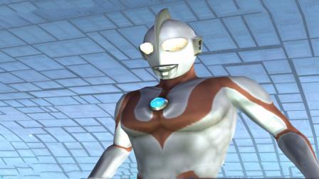 奥特曼格斗游戏第二季:有主角光环的初代奥特曼vs格斗狂人基里艾洛德人