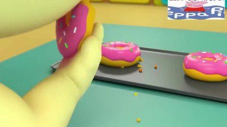 宝宝巴士:好吃的蛋糕被偷了,小侦探要查案子了