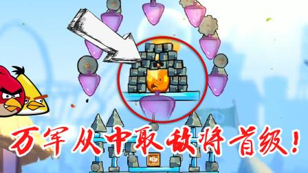 愤怒的小鸟2:一个小小的辣椒,竟然能万军丛中取敌将首级?