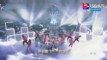 王牌对王牌:王祖蓝造型太雷人,郑恺:这什么鬼啊,王俊凯看呆了
