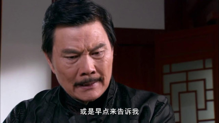 林老爷将雪梅干的糊涂事怪罪在阿足头上,对她一番毒打,太残忍