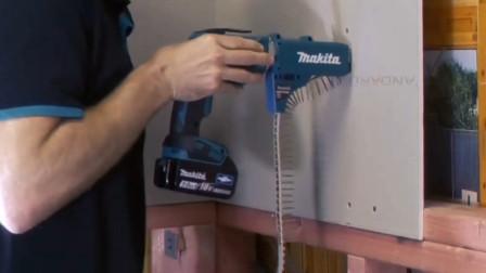 超实用的创意工具!不用费力轻松钉螺丝钉,修复水管破裂更是小事