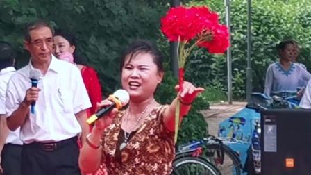 高培演唱《节日欢歌》(20200801)