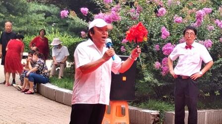 王宝柱演唱《我爱五指山 我爱万泉河》(20200801)