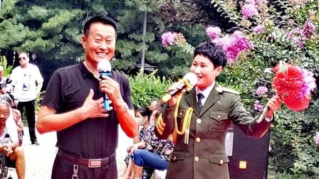 李冬梅 赵彦文演唱《扬帆起航》(20200801)