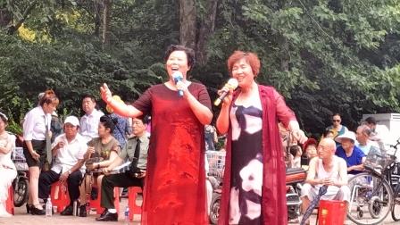 张翠玲 陈春玲演唱《唐山 我的故乡》(20200801)