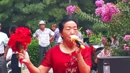 王丽荣演唱《欢天喜地》(20200801)