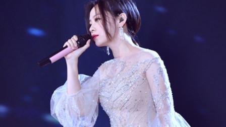 张靓颖最值钱的一首歌,她凭此歌火爆全球,旋律一起都知道歌名