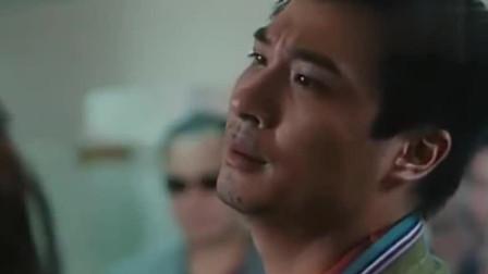 《古惑仔》吴镇宇演技炸裂!看到陈浩南带走小结巴时,他的眼神真可怕!