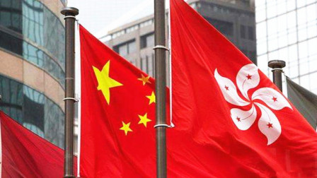 乱港分子趁机挑衅,香港官员硬气回应美制裁:全面支持中央反制