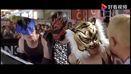 爆笑角斗士:福禄寿打擂台,凯琪找到禄蓝,两人深情拥抱!