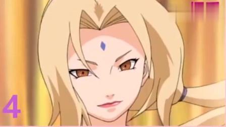 火影忍者:火影女角色颜值top10,这样排位看官没意见吧?