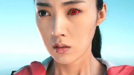 女子拥有一双血轮眼,白天与大师一同驱魔,晚上则到寺庙超度亡魂
