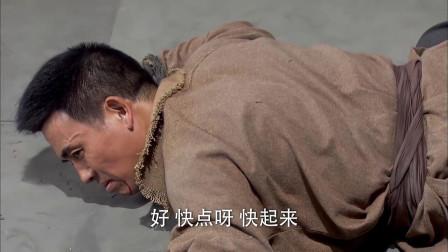 轻奇兵:高手和日本武士比武,被武士打倒在地,下秒爆发了