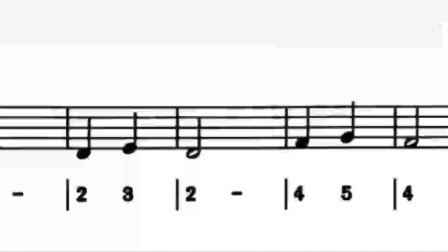 「音乐考级」简谱/五线谱视唱5,从零基础开始学