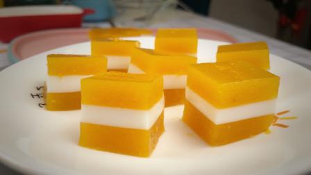 比蛋糕还好吃的布丁,咬一口都是奶香味,果味留香,嫩滑Q弹