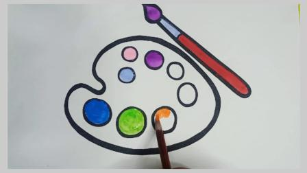 宝宝巴士的涂色板
