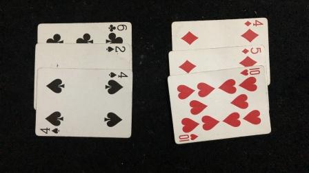 魔术揭秘:眼睁睁看着也能骗过你眼睛,三分钟就可以学会