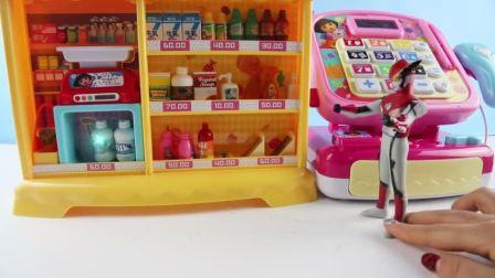 罗布奥特曼超市买东西遇到贝利亚,奥特曼怪兽军团大作战