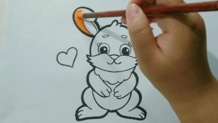比得兔里的一只小兔子