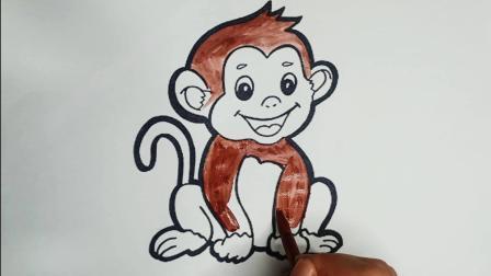 超级飞侠解救一只小猴子
