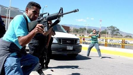 真实的墨西哥:罪犯无法无天!
